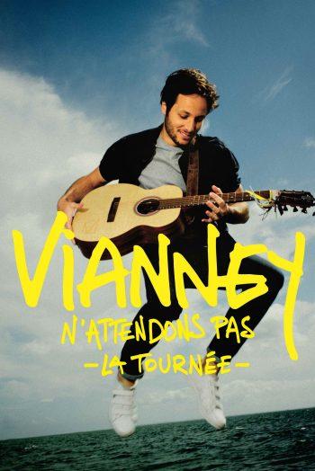 VIANNEY N'ATTENDONS PAS TOURNÉE concert Antarès Le Mans