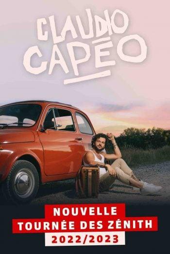 affiche claudio capeó
